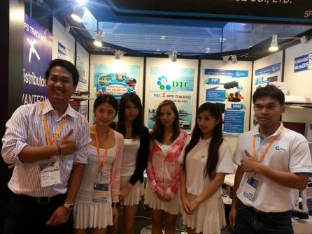 D.T.C  โชว์นวัตกรรมไทยให้โลกได้รู้ ในงาน Hong Kong Electronics Fair 2013