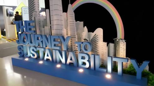 ป.ต.ท เชิญ D.T.C. ออกงาน  Ptt Group Sustainable Logistics Symposium